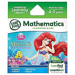 LeapFrog Disney Princess The Little Mermaid Learning Game