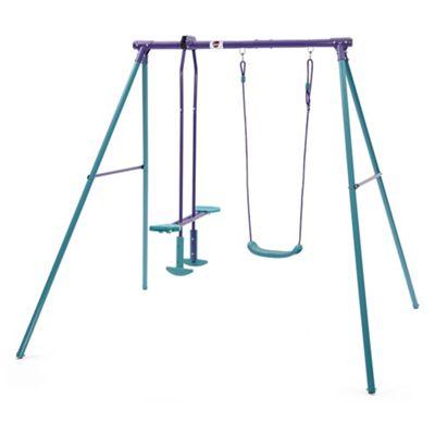 Buy Plum Helios Swing Set From Our Swing Swing Sets Range Tesco