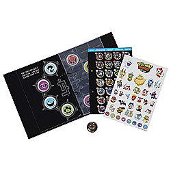 Yo-kai Watch Yo-kai Medallium Collection Book