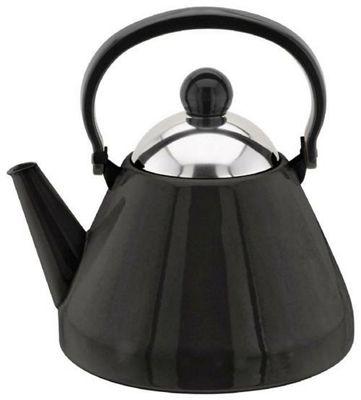 judge jh85 induction stove top kettle 19 l black