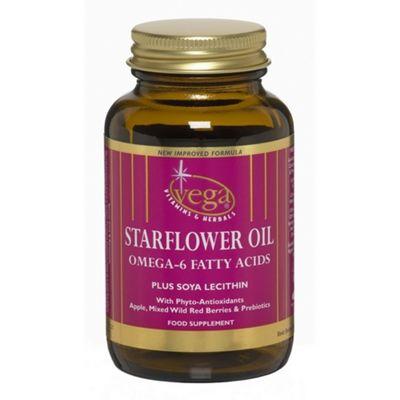 Vega Soya lecithin+Starflower oil dry 30 Veg Capsules
