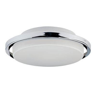 Polished Chrome Bathroom Flush Flush Mount - 9W LED GX53 720LM