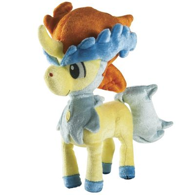 Pokemon T18995 20Th Anniversary Special Edition Keldeo Plush Toy