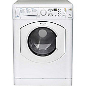 Hotpoint Aquarius Washer Dryer, WDF 756P, 7KG load, with 1600 rpm - White
