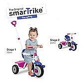 Smart Trike Fun 2 in 1 Trike Pink