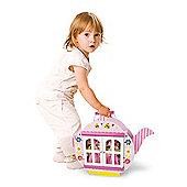 Leomark Teapot Wooden Dolls House