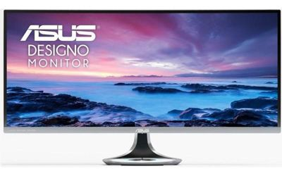 ASUS MX34VQ 34 Designo Curved Ultra Wide Quad HD IPS Monitor