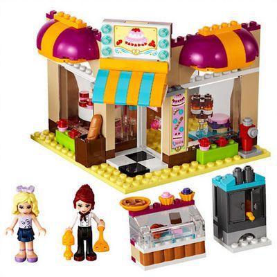 Lego Friends Downtown Bakery - 41006