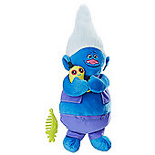 DreamWorks Trolls Talking Troll Soft Toy - Biggie