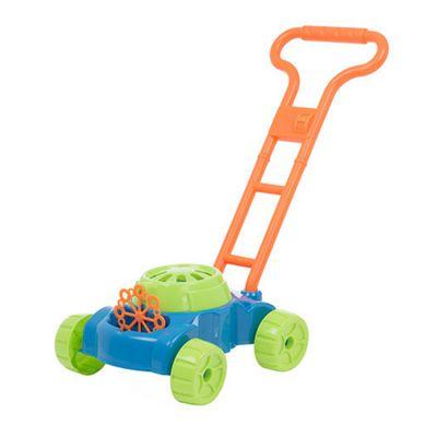 Double Bubble Mower
