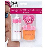 Dolls World Magic Bottle And Dummy