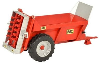 NC Rear Discharge Spreader