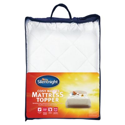 Silentnight Cosy Nights Mattress Topper King size