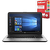 "HP 250 G5 15.6"" Laptop Intel Core i5-6200U 8GB 256GB SSD With BullGuard Internet Security"