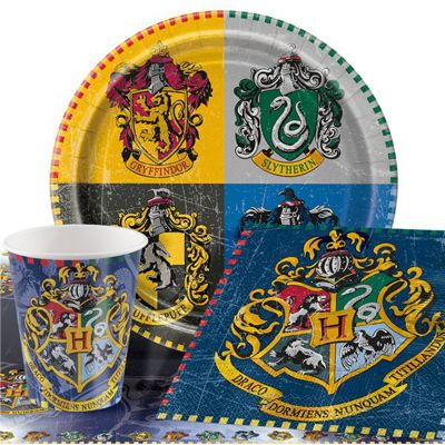 Harry Potter Party Pack - Value Pack For 8