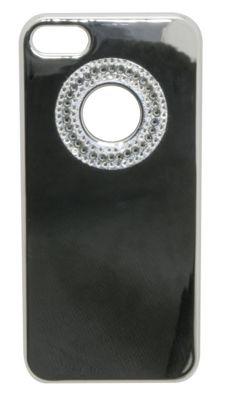 Tortoise™ Look Hard Case iPhone 5 Metallic Gem Silver