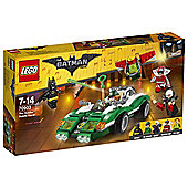 LEGO Batman Movie The Riddler Riddle Racer 70903 Batman Toy