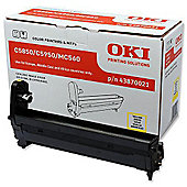 OKI C5850 Yellow Image Drum (Yield 20000 Pages)