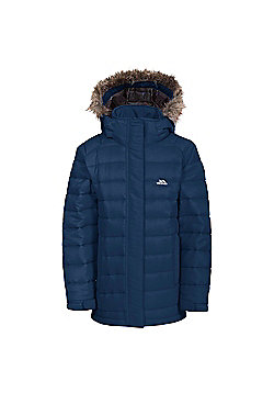 Trespass Girls Erma Parka - Navy