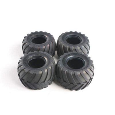 Tamiya 9805213 Tyre (1Set 4Pcs) For 58205 - Rc Car Spares