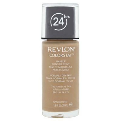 Revlon ColorStay™ Normal/Dry Natural Tan