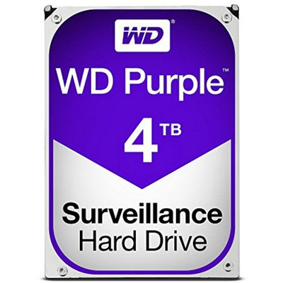WD Purple Surveillance 4TB SATA III 3.5