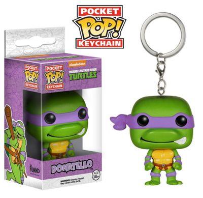 POP! TMNT Donatello Keychain - Gadgets