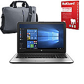 "HP 250 G5 15.6"" Laptop Intel Core i3-5005U 12GB 256GB SSD With Internet Security & Case"