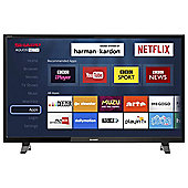 Sharp LC-50CFG6001KF 50 Inch Full HD LED Smart TV with Freeview Play