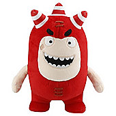 Oddbods Large Talking Soft Toy Fuse