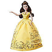 Disney Princess Beauty and the Beast Ball Gown Belle doll