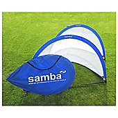 Samba 6ft Pop-Up Goals x2