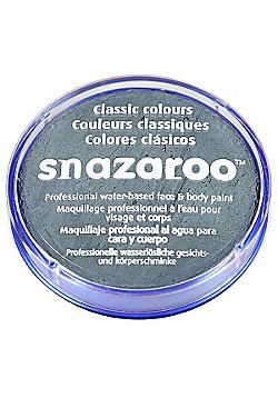 Amscan - Snazaroo Dark Grey Face Paint -18ml
