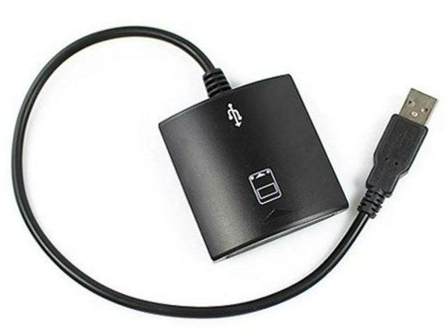 U-bop USB Powered PS2 Playstation 2 Memory Card Adapter