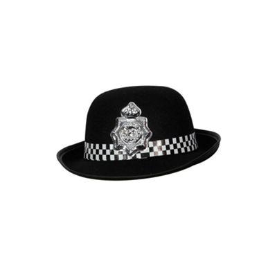 Wicked Fancy Dress Accessory Women's Police Cops Hat