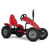 Pedal Go Kart - Red Off Road Go Kart with 3 Speeds - BERG Case-IH BFR-3 Gear