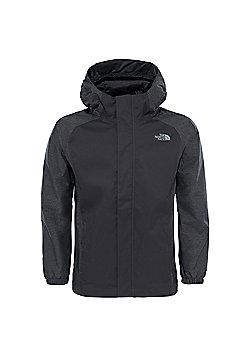 The North Face Kids Resolve Reflective Jacket - Dark grey