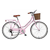"2014 Viking Belgravia 16"" Ladies' Traditional 6-Speed Bike Pink"