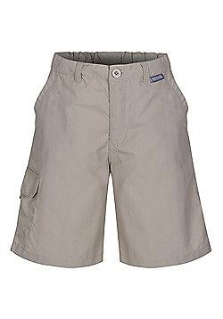 Regatta Kids Sorcer Shorts - Beige
