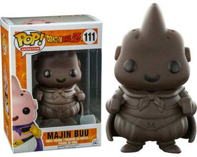 Funko Pop! Animation #111 Dragon Ball Z Majin Buu Chocolate Exclusive