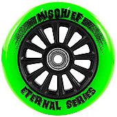 Slamm 110mm Nylon Core Wheel + Bearings - Green