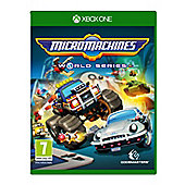 Micro Machines: World Series Xbox One