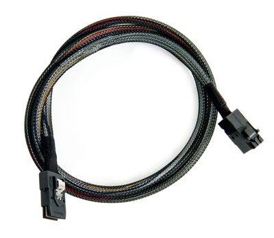 Microsemi ADAPTEC I-HDMSAS-MSAS-.5M CABLE 0.5m 6Gbit/s Black