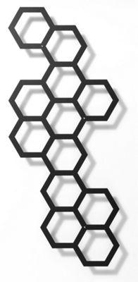 FLORA Comb-Ination Trellis in Black - Medium