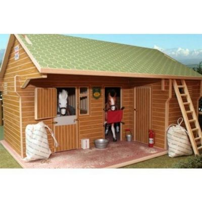 Brushwood Bt1000 Equestrian Centre - 1:12 Farm Toys
