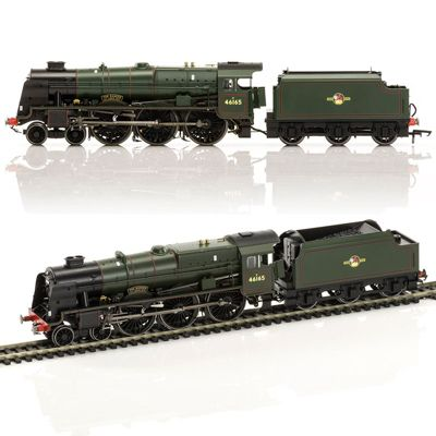 HORNBY Loco R3558 Royal Scot Class 4-6-0 The Ranger 46165 BR Late