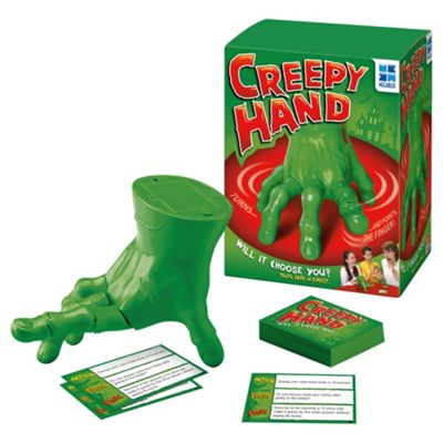 Creepy Hand Truth or Dare Party Game