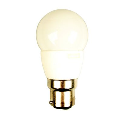 Led Globe Golf Bulb 2.5W Light Low Powered Lamp E14 Ses