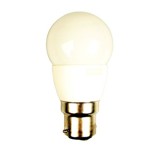 Led Globe Golf Bulb 2.5W Light Low Powered Lamp E14 Ses