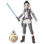 Star Wars Forces of Destiny Rey & BB-8